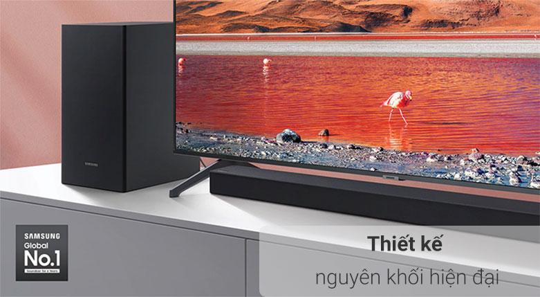 Loa thanh Samsung HW-T420 | Thiết kế nguyên khối hiện đại
