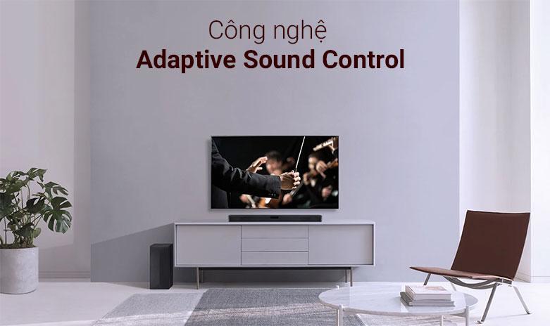 Loa Soundbar LG SL4   Trang bị công nghệ âm thanh hiện đại