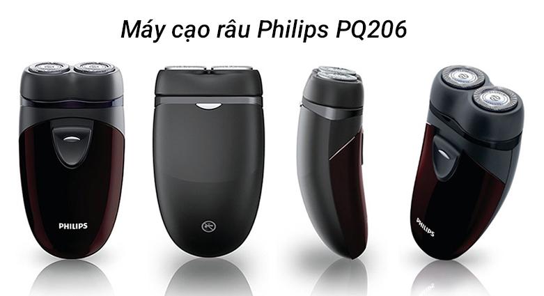 Máy cạo râu Philips PQ206 | máy cạo râu du lịch