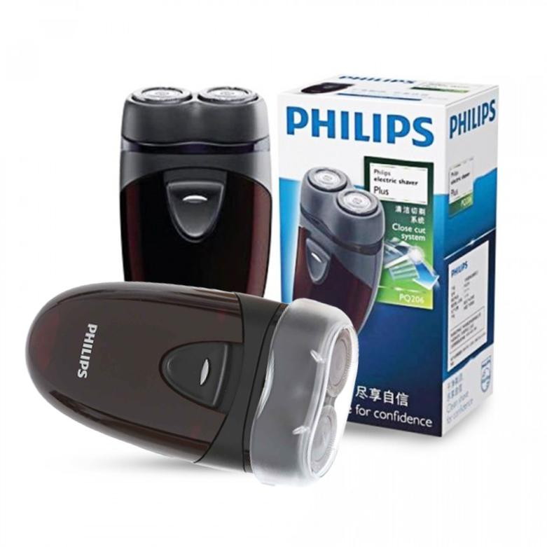Máy cạo râu Philips PQ206 | linh động sử dụng trong mọi hoàn cảnh
