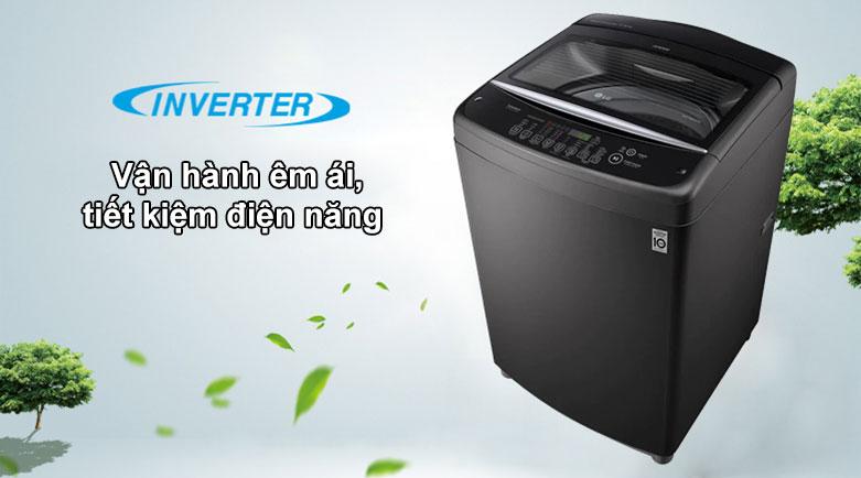 Máy giặt LG Inverter 11.5 kg T2351VSAB   Công nghệ Smart Inverter