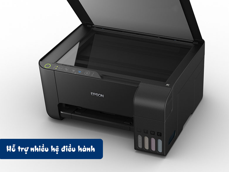 Máy in Epson L3150 || Hỗ trợ nhiều hệ điều hành