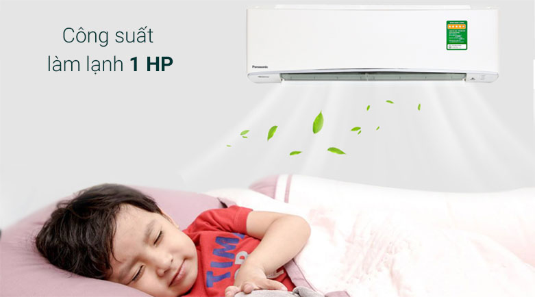 Máy lạnh Panasonic 1 HP CU/CS-XPU9XKH-8 | Công suất làm lạnh 1HP