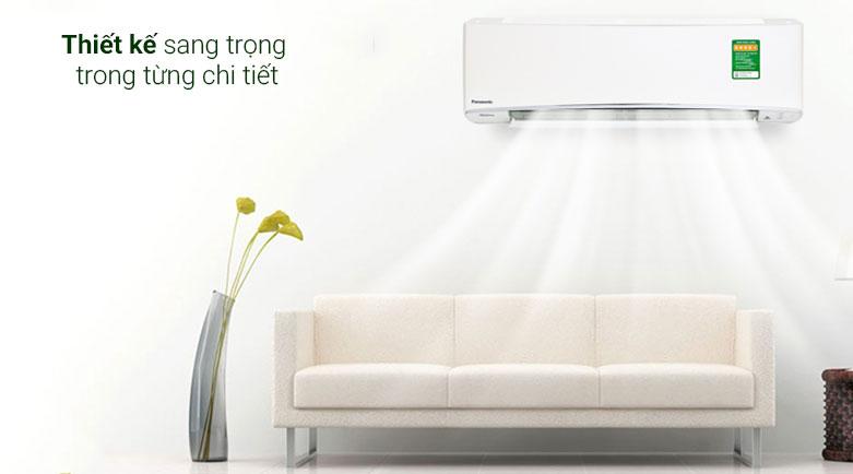Máy lạnh Panasonic 1 HP CU/CS-XPU9XKH-8 | Thiết kế sang trọng