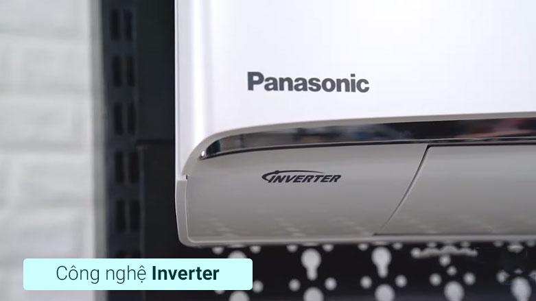 Máy lạnh Panasonic Inverter 2 HP CU/CS-XU18UKH-8   Công nghệ Inverter