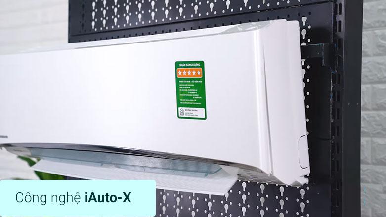 Máy lạnh Panasonic Inverter 2 HP CU/CS-XU18UKH-8   Công nghệ hiện đại