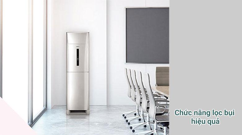 Máy lạnh tủ đứng Panasonic Inverter CU/CS-E28NFQ | Chức năng lọc bụi hiệu quả