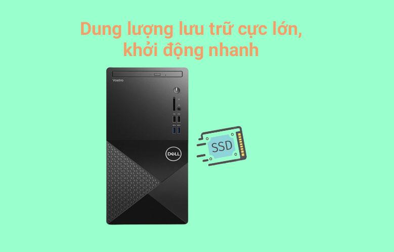 PC Dell Vostro 3888 MTI78105W-8G-1T | Dung lượng lưu trữ lớn