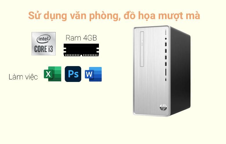 PC HP Pavilion TP01-1135d | Hiệu năng mạnh mẽ