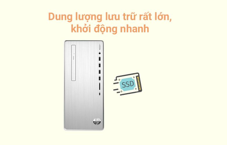 PC HP Pavilion TP01-1135d | Dung lượng lưu trữ lớn