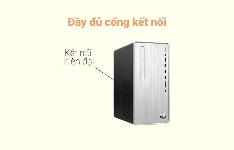 PC HP Pavilion TP01-1135d | Ddầy đủ công kết nối
