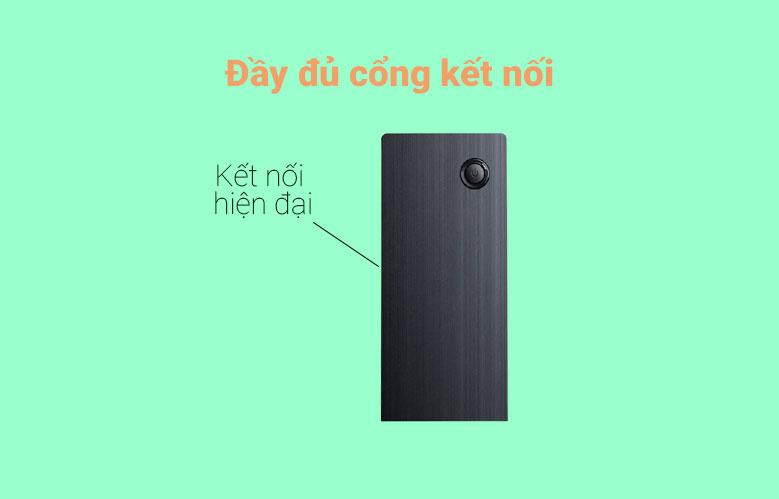 PC Phong Vũ PVP Office K9100-3 | Đầy đủ công kết nối