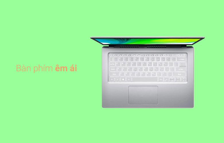 Laptop Acer Aspire 5 A514-54-51RB (NX.A2ASV.003) | Bàn phím êm ái