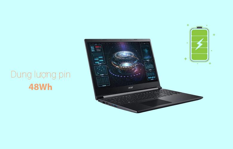 Laptop Acer Aspire 7 A715-41G-R150 (NH.Q8SSV.004) | Dung lượng pin 48Wh
