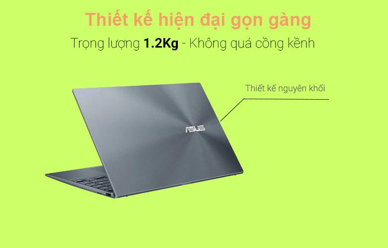 Laptop Asus Zenbook UX425EA-BM069T | Thiết kế sang trọng