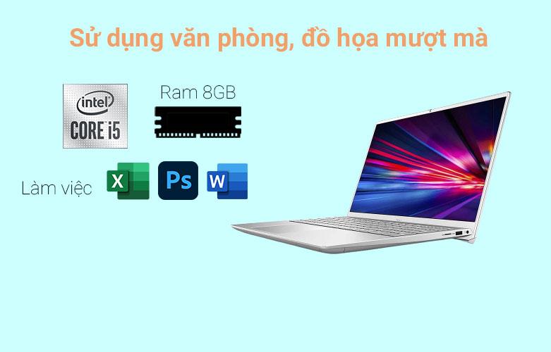 Laptop Dell Inspiron 15 7501 (7501-N5I5012W) | Cấu hình mạnh mẽ