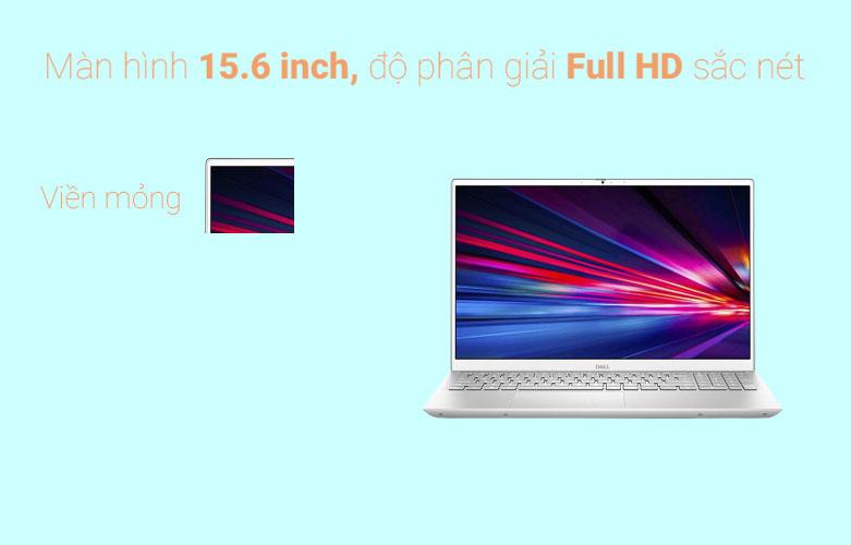 Laptop Dell Inspiron 15 7501 (7501-N5I5012W) | Màn hình 15.6 sắc nét