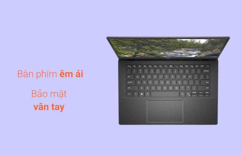 Laptop Dell Vostro 14 5402 (V5402A-P130G002V5402A) | Bàn phím êm ái