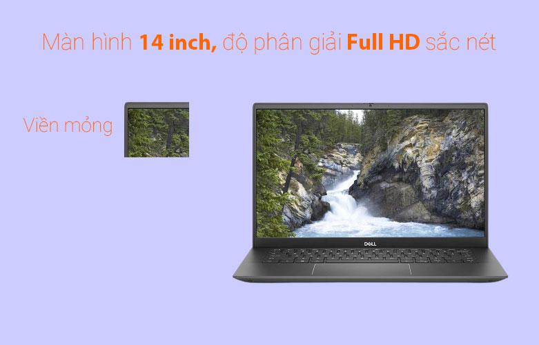 Laptop Dell Vostro 14 5402 (V5402A-P130G002V5402A) | Màn hình 14 inch sắc nét