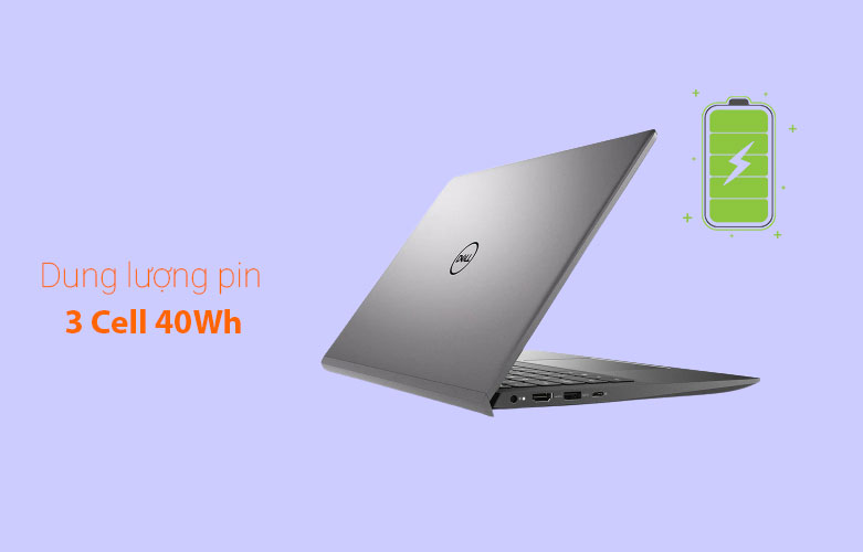 Laptop Dell Vostro 14 5402 (V5402A-P130G002V5402A) | Pin 3 cell 40 wh