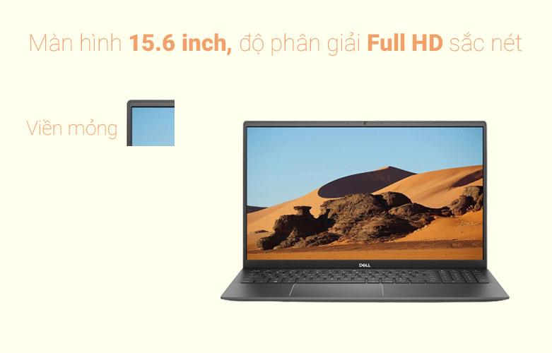 aptop Dell Vostro 15 5502 (5520-70231340) (i5-1135G7) (Xám) | màn hình 15.6 inch