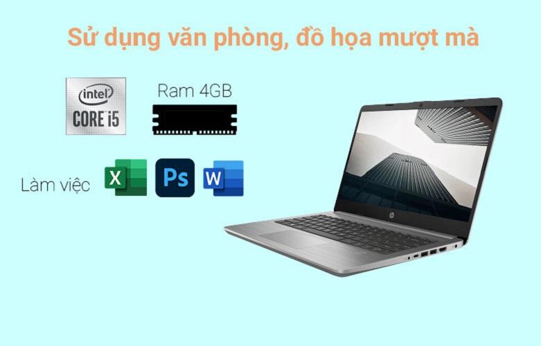 Laptop HP 340s G7 (2G5C3PA) | Hiệu năng vượt trội