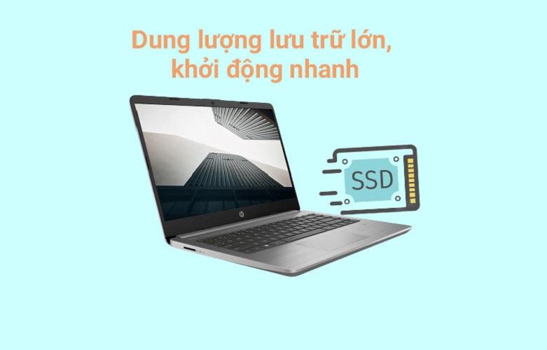 Laptop HP 340s G7 (2G5C3PA) | SSD dung lượng lớn