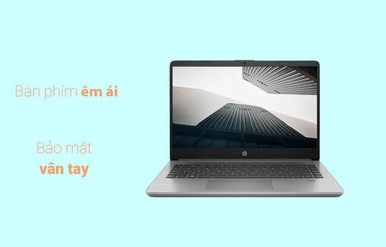 Laptop HP 340s G7 (2G5C3PA) | Bàn phím êm ái