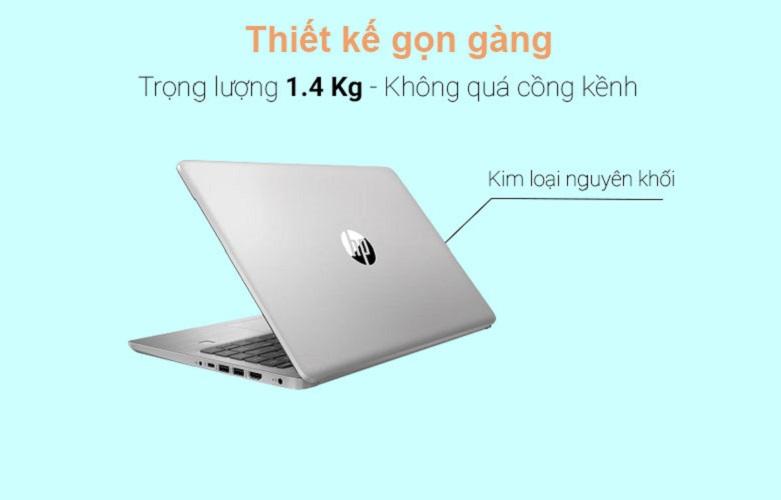 Laptop HP 340s G7 (2G5C3PA) | Thiết kế gọn gàng