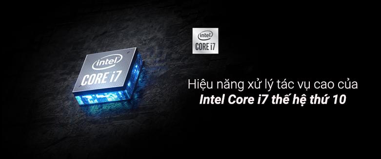 Laptop MSI Thin GF65 10UE- 228VN   Hiệu năng mạnh mẽ