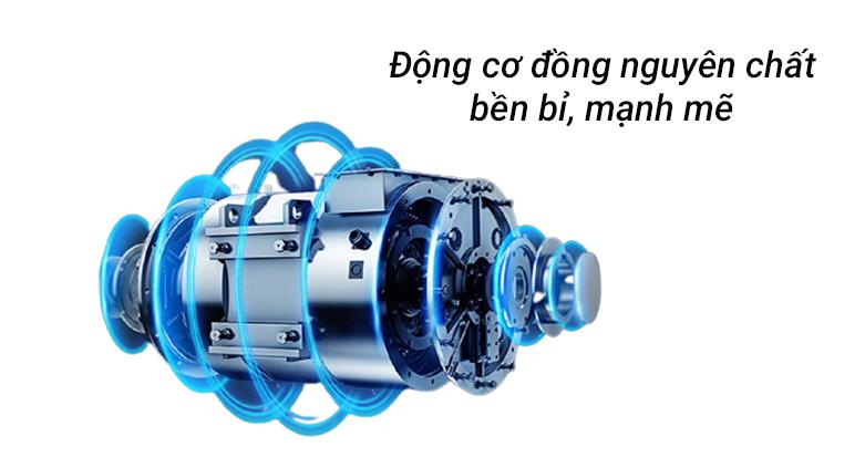 Máy xay sinh tố Nagakawa NAG0816   Động cơ hoạt động mạnh mẽ bền bỉ