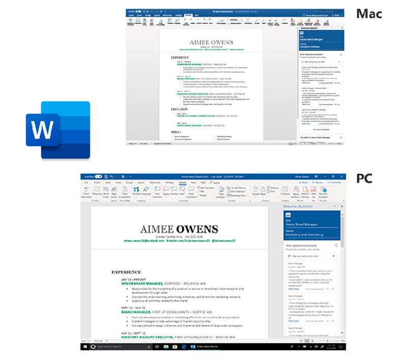 Phần mềm Office Home and Business 2019 English APAC EM Medialess P6 (T5D-03302)   Microsoft Office Word 2019