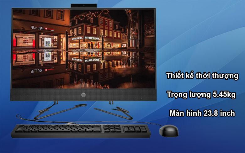 PC HP AIO 205 Pro G4 (31Y22PA) | Thiết kế tinh tế