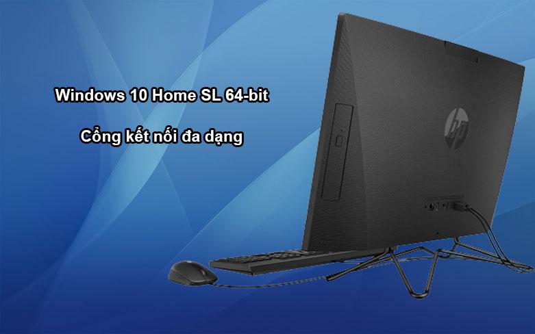 PC HP AIO 205 Pro G4 (31Y22PA) | Windows 10 Home SL 64-bit
