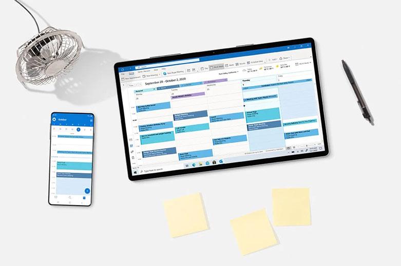 Phần mềm Microsoft 365 Personal English APAC EM Subscr 1YR Medialess P6 (QQ2-00983) | Sử dụng trên nhiều thiết bị
