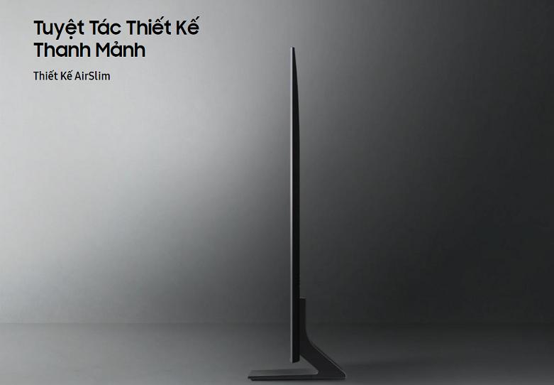 Smart Tivi Samsung 4K UHD 65 inch UA65HU9000KXXV    Đột phá với kiểu dáng tinh xảo, thanh mảnh của thiết kế Air Slim
