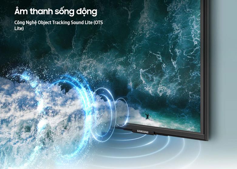 Smart Tivi Samsung 4K UHD 65 inch UA65HU9000KXXV    chất lượng âm thanh to, rõ, sống động