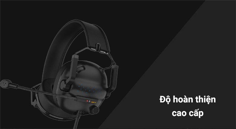 Tai nghe Gaming E-dra EH492 (Đen) | Độ hoàn thiện cao cấp
