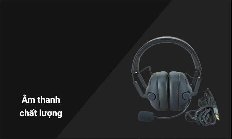 Tai nghe Gaming E-dra EH492 (Đen) | Âm thanh chất lượng