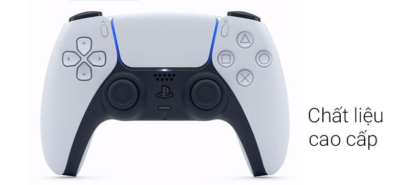 Tay cầm không dây Sony Playstation PS5 DUALSENSE | Chất liệu cao cấp