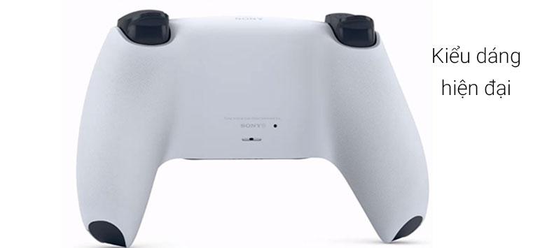 Tay cầm không dây Sony Playstation PS5 DUALSENSE | Kiểu dáng hiện đại
