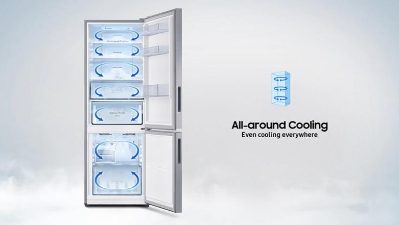 Tủ lạnh Samsung Inverter 280 lít RB27N4010BU/SV| Công nghệ làm lạnh