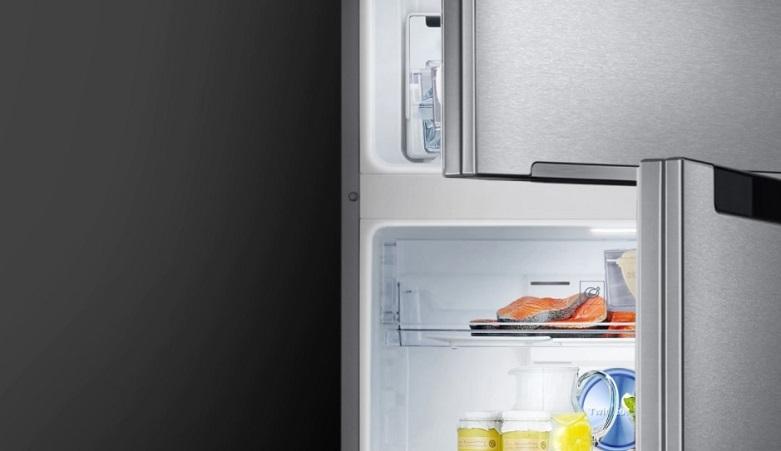 Tủ lạnh Samsung Inverter 299 lít RT29K5012S8/SV   Hệ thống đèn LED bên trong tủ