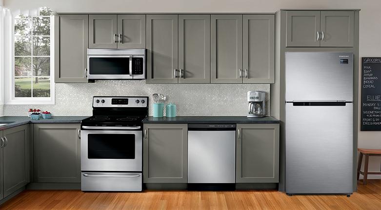 Tủ lạnh Samsung Inverter 299 lít RT29K5012S8/SV   Thiết kế sang trọng, tinh tế
